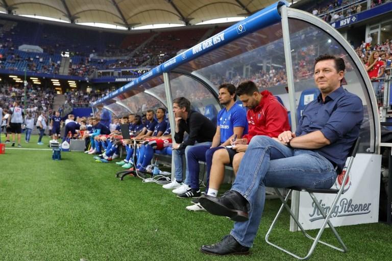 Test match: Hamburger SV vs FC Bayern Munich