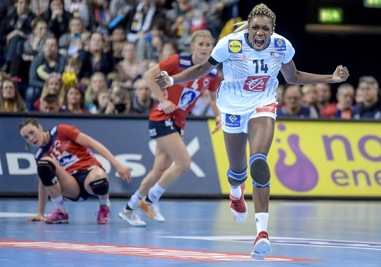 2017 World Women's Handball Championship: Norway vs France
