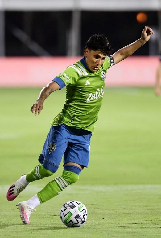MLS - SOC - SPO - SEATTLE - SOUNDERS - FC - V - SAN - JOSE - EARTHQUAKES - MLS - IS